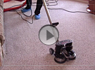 Rotvac Carpet Cleaning System Video